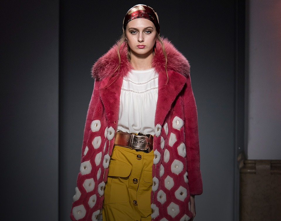 Fall Winter 2019-20 Collection Fashion Show