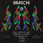 Коллекция Braschi Осень-Зима 2018 Милан