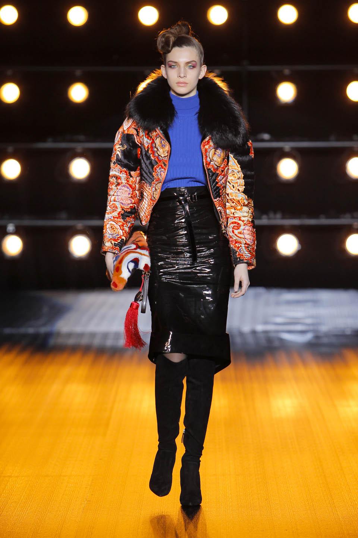 fashion show milano fall winter 2018 braschi dubai